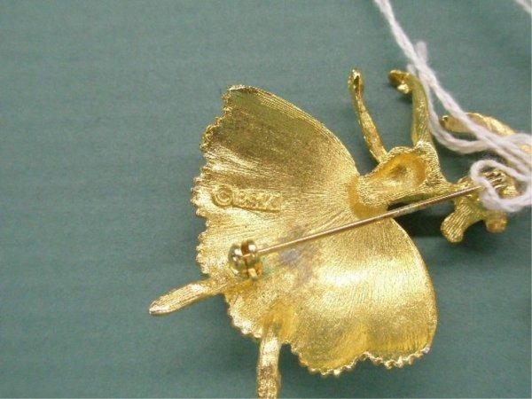 BSK Male & Female Ballerina Pins - 2