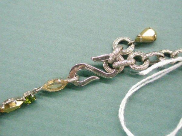 1940s French Costume Necklace - 2