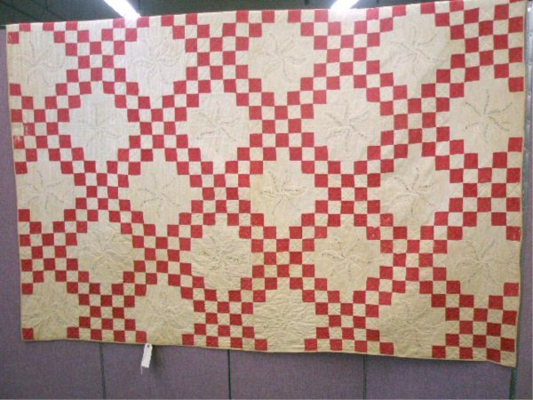 Late 19th c. Family Quilt