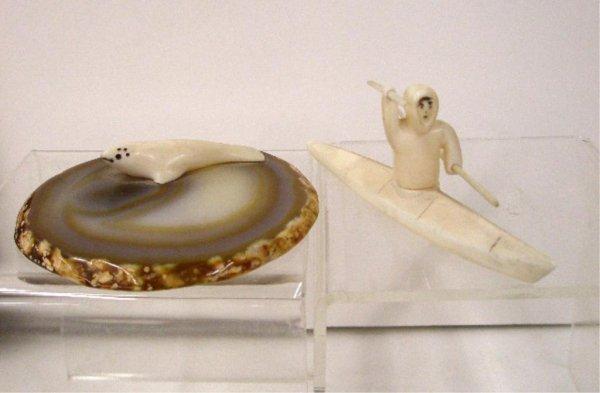 Alaskan Ivory Figures
