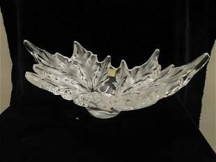 Lalique Champ - Elysees Center Bowl