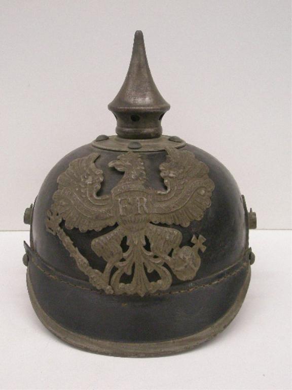World War I German Spiked Helmet