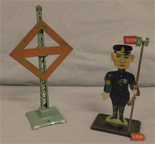 Early Lionel & Other Train Accessories