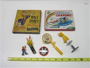 Walt Disney & Bugs Bunny Collectibles