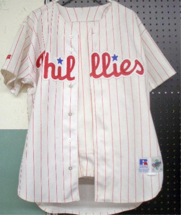 1100: Philadelphia Phillies Dream Week Uniform