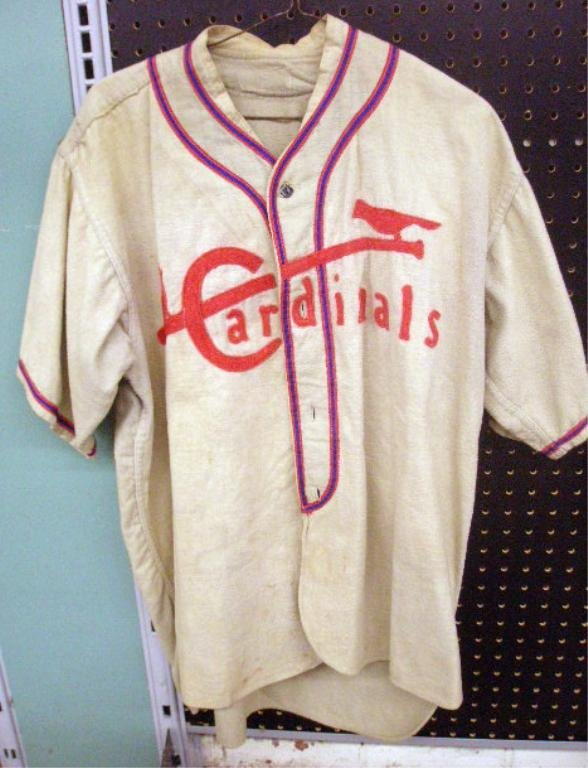 1101: 1940's St. Louis Cardinals Youth Jersey