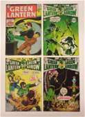 1383 1960s Green Lantern Comic Books
