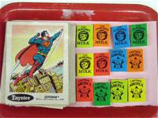 1466: Marvel Mini Books Super Hero Stickers