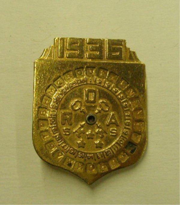 1482: Little Orphan Annie Decoder Pin & Books - 2