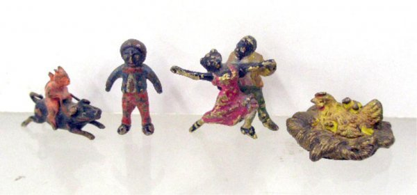 2007: 19th c. Miniature Bronze Figures