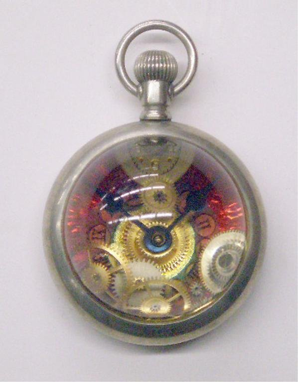2012: Vintage Pocket Watch Paperweight