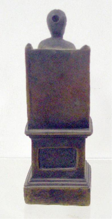2015: 19th c. Continental Bronze Figure - 3
