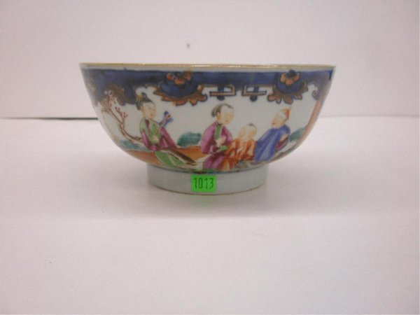1013: Chinese Export Deep Bowl
