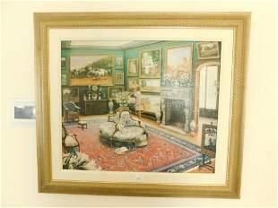 John P.O. Buco? Framed Giclee on Canvas