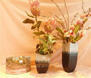 Artificial Potted Plants, etc