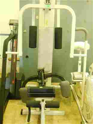 Weslo Electronic Weight Training System