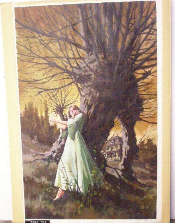 1002: 1970's Illustration Cover Art