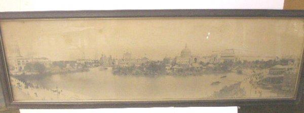 1021: World's Columbian Exposition Panoramic Print