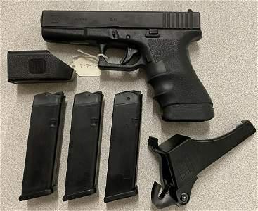 Glock 17, 9mm Luger Pist-l