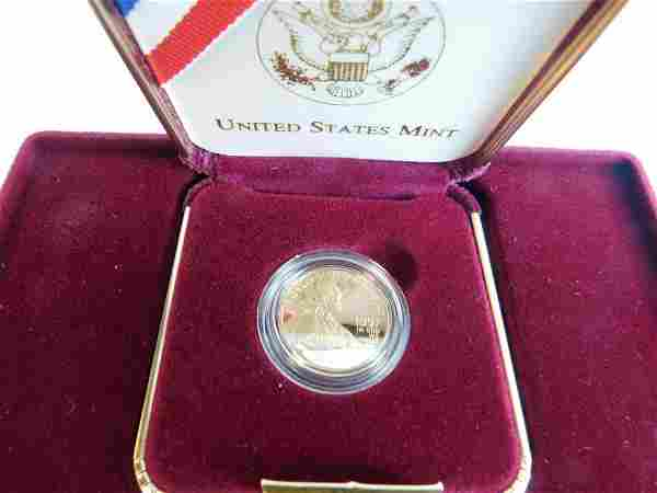 F.D. Roosevelt Gold Proof Coin