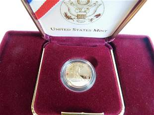 F.D. Roosevelt Gold Proof Coin