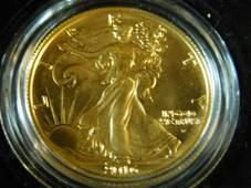 US Walking Liberty Centennial Gold Coin