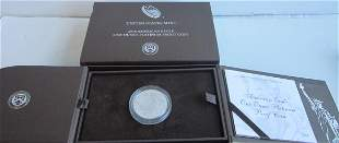 US American Eagle Platinum Proof Coin