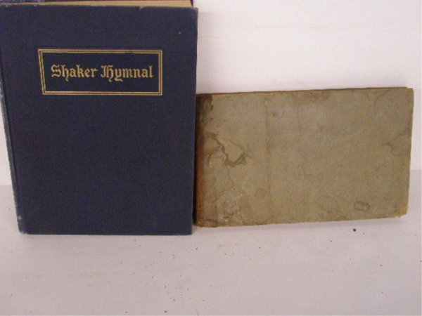 1005: Early Shaker and Penna. Hymnals