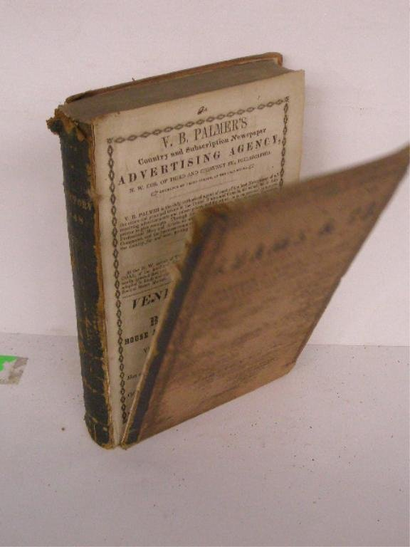 1011: McElroy's Philadelphia Directory 1848