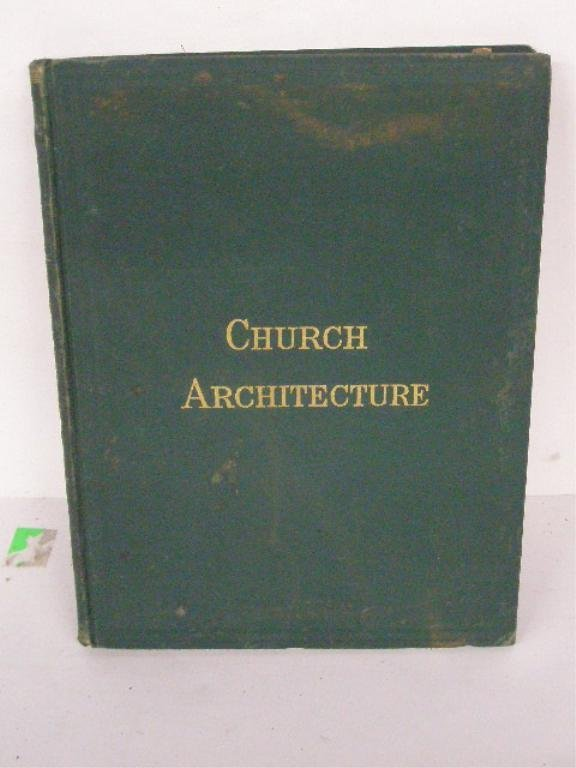 1013: Rural Church Architecture, 1876