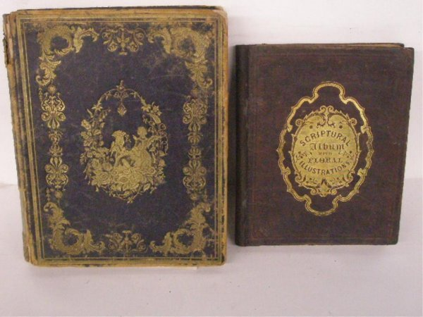 1014: 1850's Autograph Albums