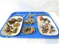 Vintage Metal Doll House Accessories