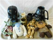 Star Wars Ornaments & Other Collectibles