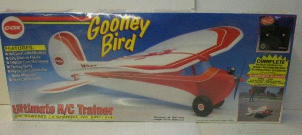 1008: Cox Gooney Bird Remote Control Airplane
