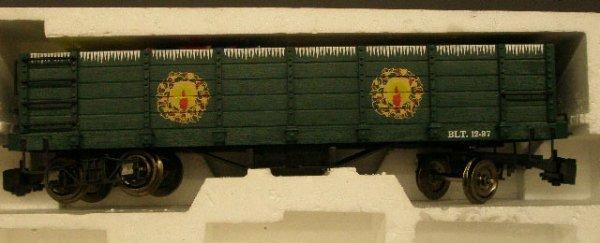 1010: Bachman G-Scale Christmas Train Set - 2