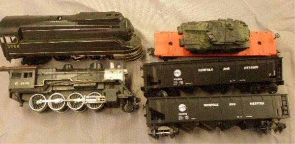1018: MTH Rail King Trains