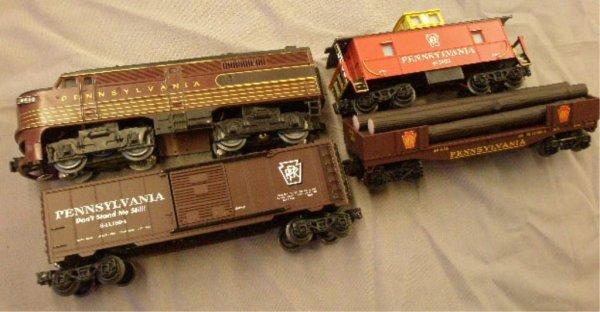 1020: K-Line Pennsylvania Freight Train Set