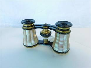 Vintage Mother of Pearl Opera Glasses