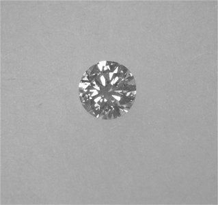 Loose 1.69 cts Brilliant Cut Round Diamond