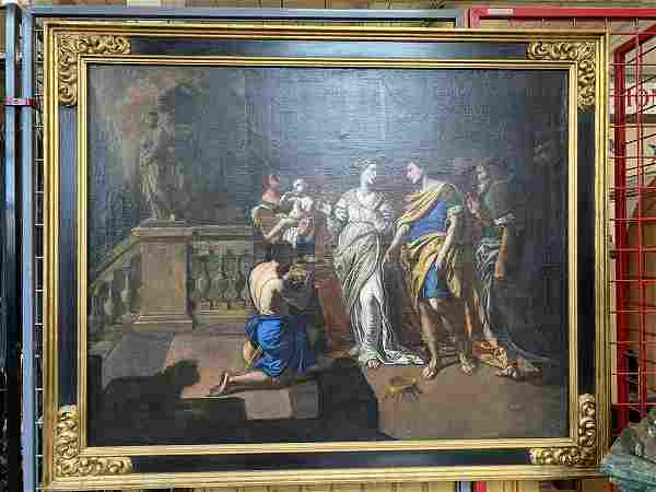 19th Continental School Painting