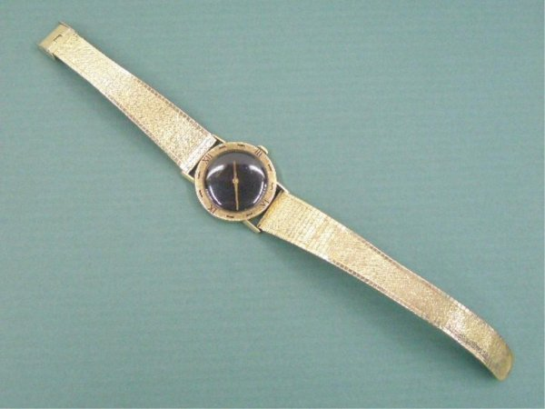 2125: Vintage Gold Filled LeCoultre Wristwatch