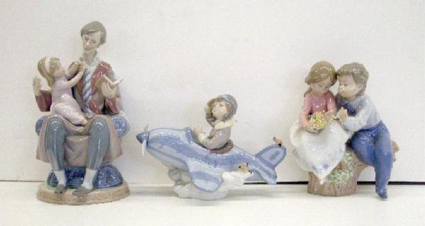 2019: Lladro Porcelain Figures