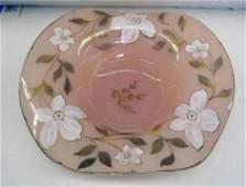 2407: U.S. Zone Germany Cased Glass Bowl