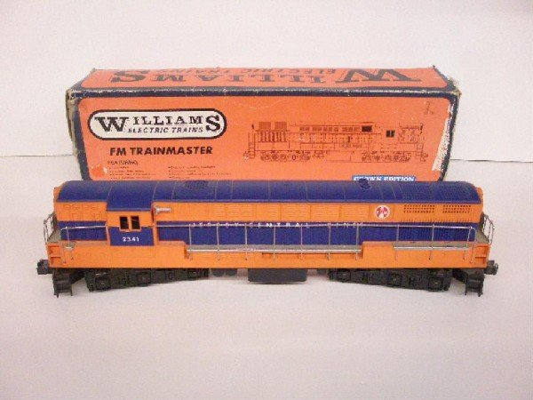 1005: Williams FM Trainmaster Engine