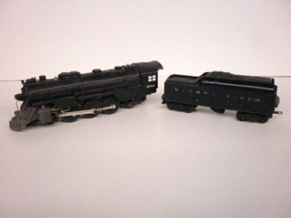 1007: Post War Lionel Locomotive & Tender