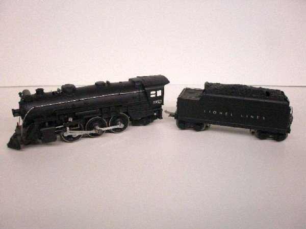 1008: Pre War Lionel Locomotive & Tender