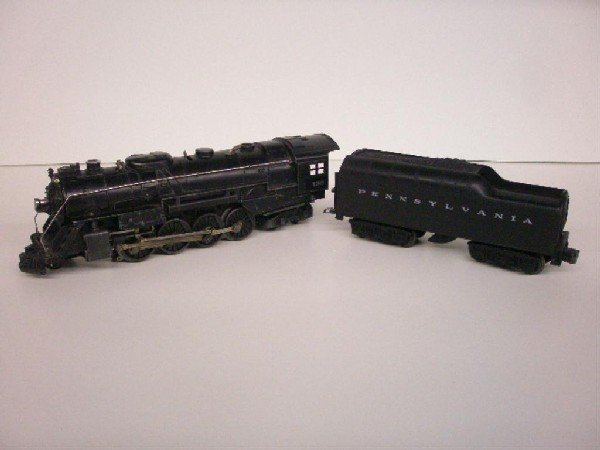 1009: Post War Lionel Locomotive & Tender