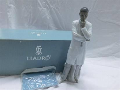 "Lladro ""Male Doctor"" - Black"