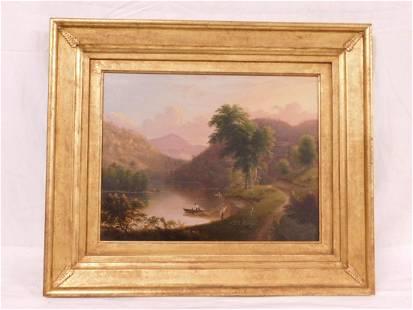 E (dmund) C. Coates Painting