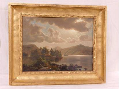 Early 19th C. Landscape Painting
